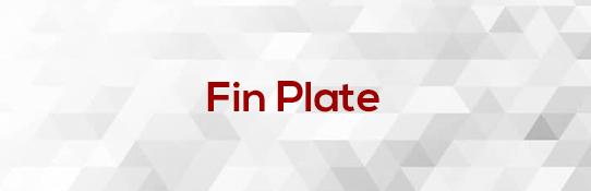 Fin Plate