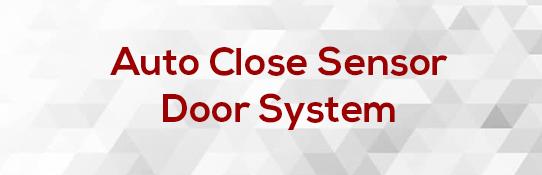 Auto Close Sensor Door System